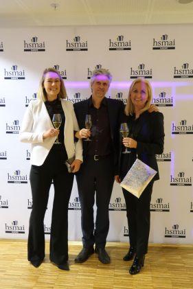Stemningen var magisk under HSMAI Awards 2018. Fotograf: Camilla Bergan.