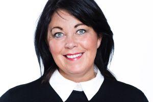 Bente Bratland Holm, reiselivsdirektør i Innovasjon Norge. Fotograf: Astrid Waller.