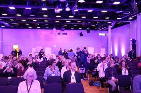 Stemningsbilder fra HSMAI Møte- og eventbørsen på Meet Ullevaal i Oslo tirsdag 8. januar 2019. Fotograf: Camilla Bergan.