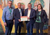 Nesten til topps på ITB Berlin