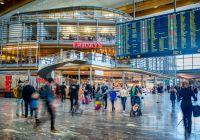 Kåret til beste flyplasser i Europa