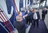 Color Line tar i bruk det første landstrømanlegget i utenlandsk havn