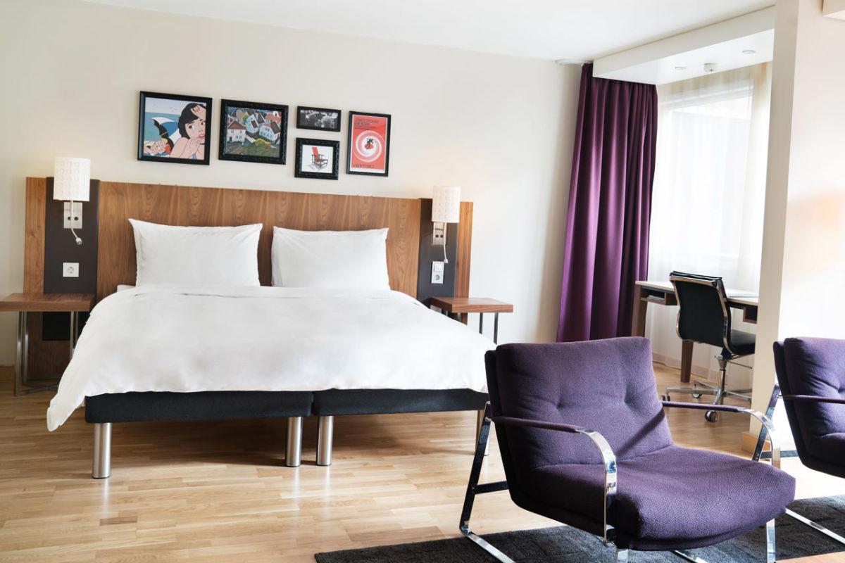 Scandic overtar Radisson Blu Royal Hotel Stavanger