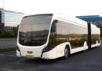 Oslo lufthavn får elektriske shuttlebusser