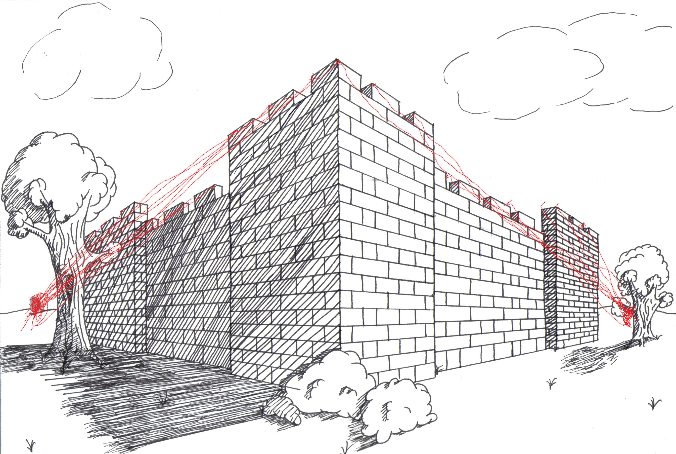 Three Point Perspective Worksheet
