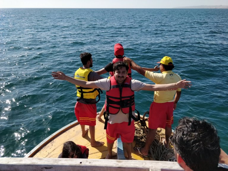 A Day with Pakistan Life Saving Foundation (PALS)