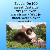 Ebook: de 100 meest gestelde vragen over narcisme