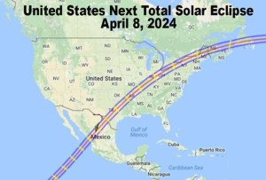Next total solar eclipse in United States