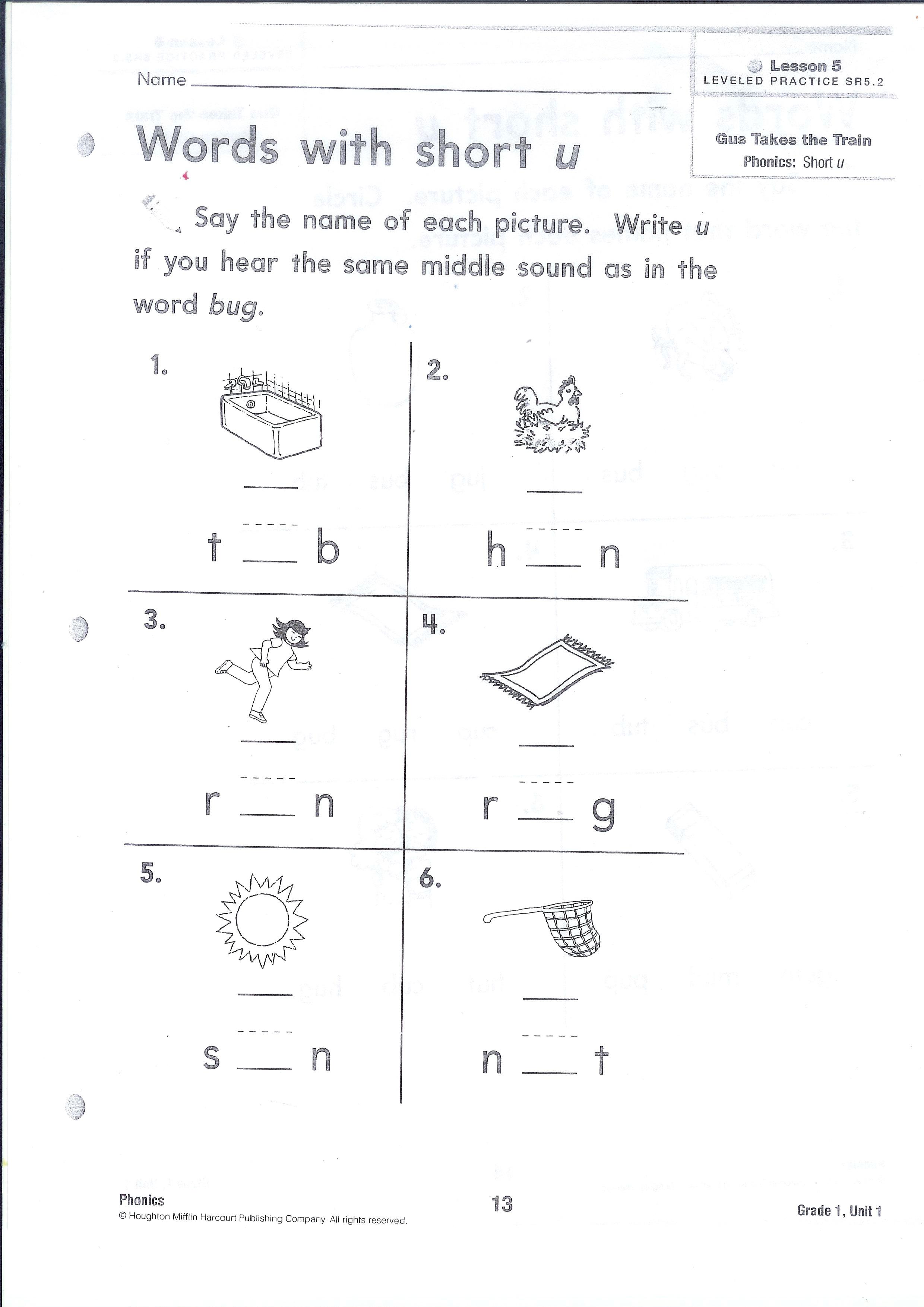 Homework Yr 6