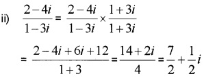 Plus One Maths Complex Numbers and Quadratic Equations Four Mark Questions and Answers 25