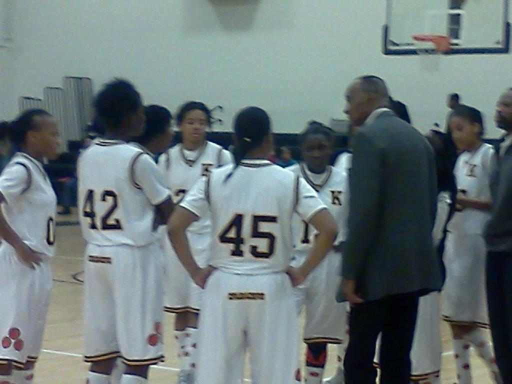 Basketball Team Luther School Senior Boys Martin High King