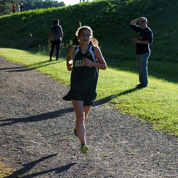 Girls cross country results for Wednesday, Sept. 7: Amy O ...