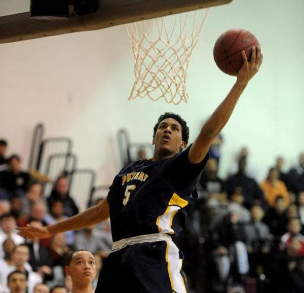 Tyonne Malone's career-high 28 points leads No. 1 Putnam ...