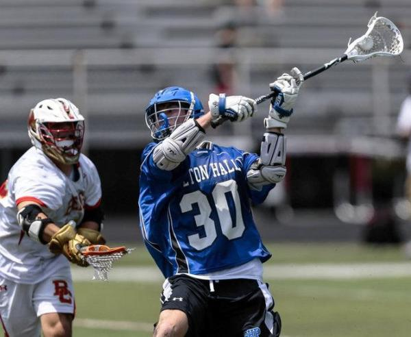 Full Coverage: No. 9 Seton Hall Prep stuns No. 1 Delbarton ...