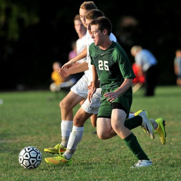 West Shore Christian's Jacob Keesport leads boys' soccer ...