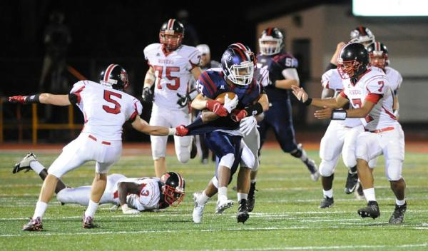 Liberty football team's belief, big plays too much for ...