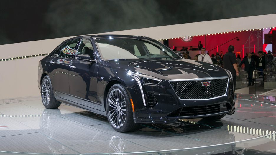Cadillac CT6-V 2019
