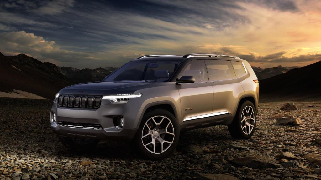 Jeep Grand Wagoneeer 2021