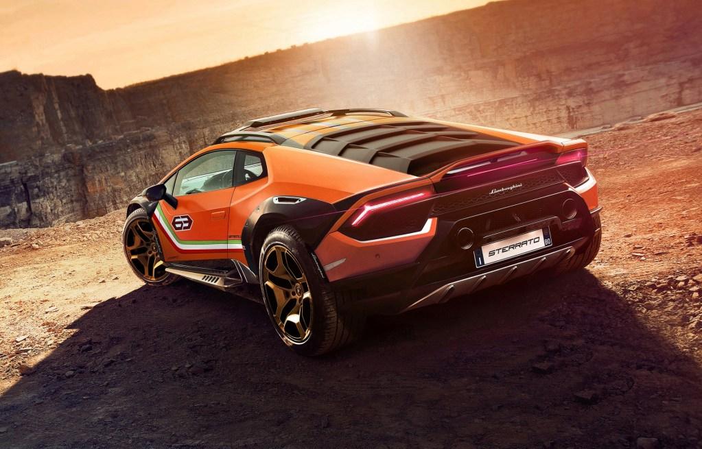Lamborghini Huracán Sterrato Concept