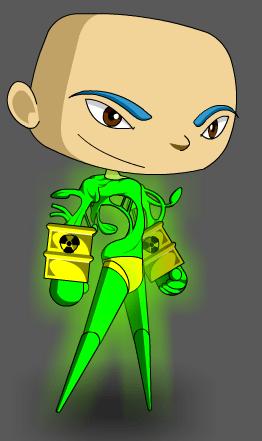 Radioactive Armor