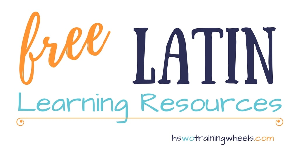 Latin may be an ancient language, there are still plenty of free online resources to teach it! Check out these videos, apps, printables and more!