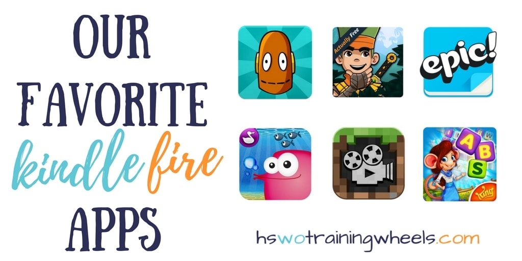 50 Top Kindle Fire Kids Apps Updated For 2020
