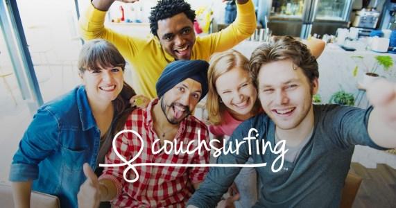 「couchsurfing」の画像検索結果