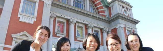 明日は、 中央公会堂 で楽しい学びを!