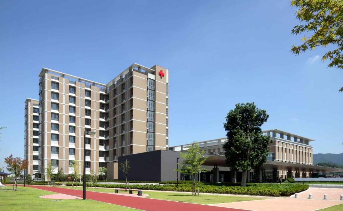 Ashikaga Red Cross Hospital: un hôpital vert de nouvelle génération