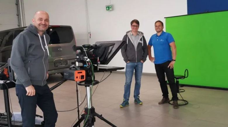 Video Content Marketing im Autohaus Danner