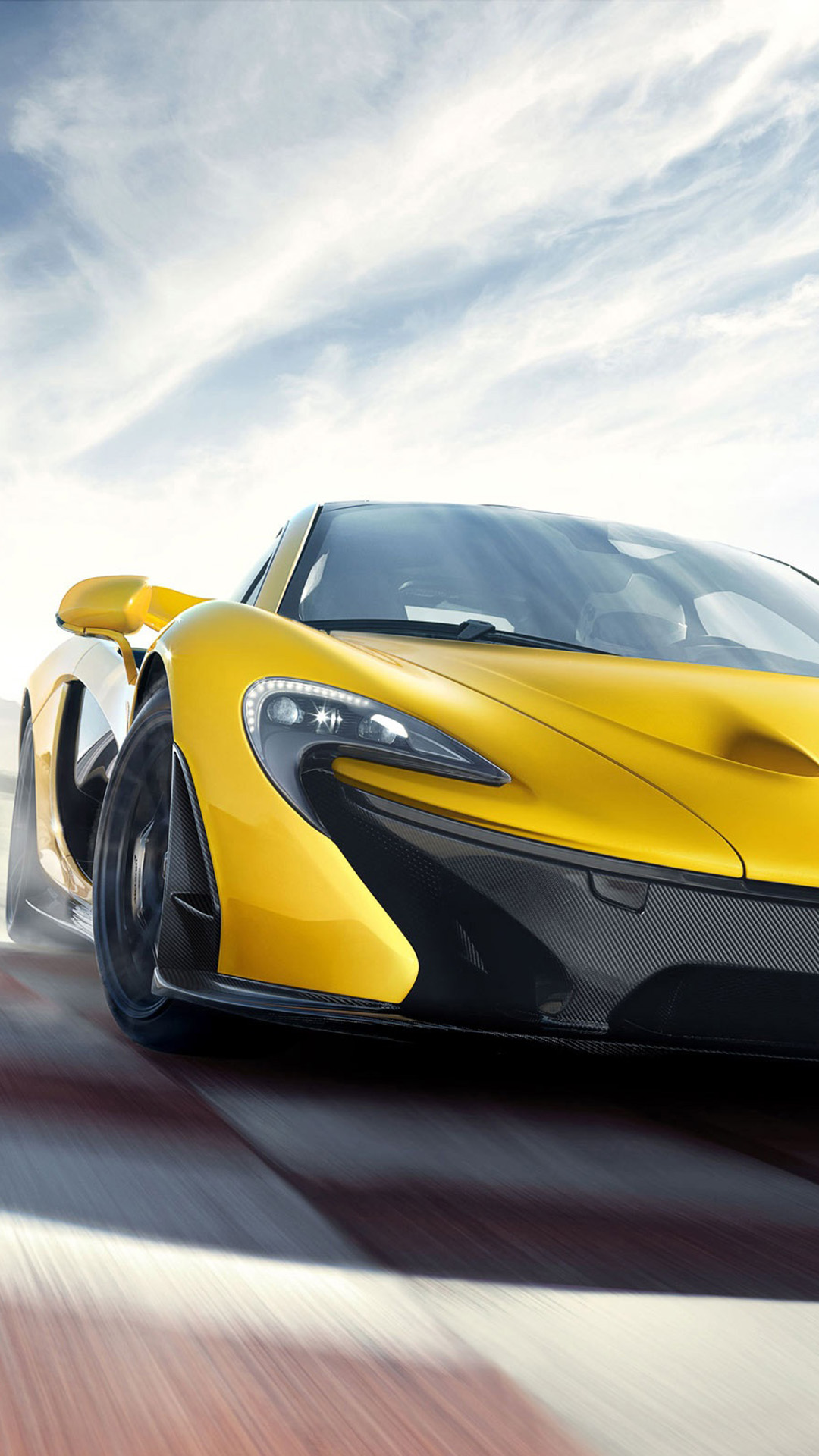 McLaren P1 2014 Best Htc One Wallpapers Free And Easy To Download