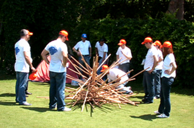 Lawn Games for Outdoor Team building Motivation Events   HTC Events outdoor training team building