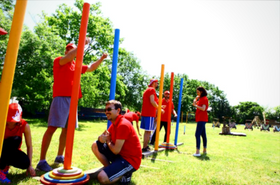 obstacle courses team building
