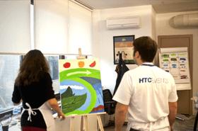 big picture team building activity