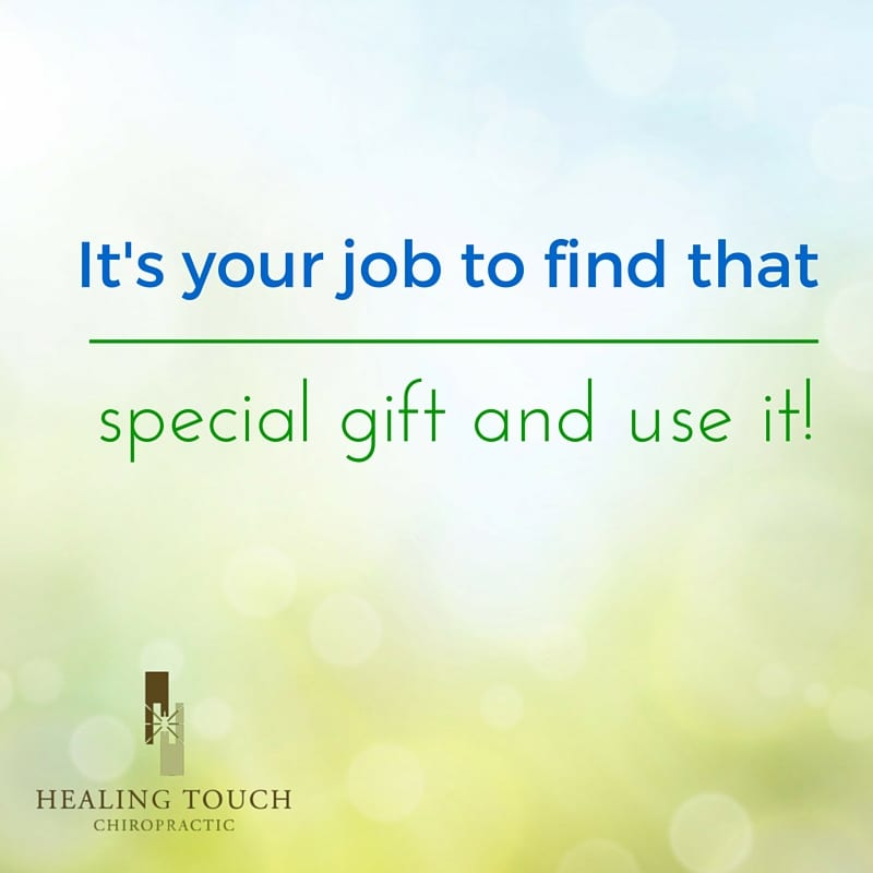 what is a special gift