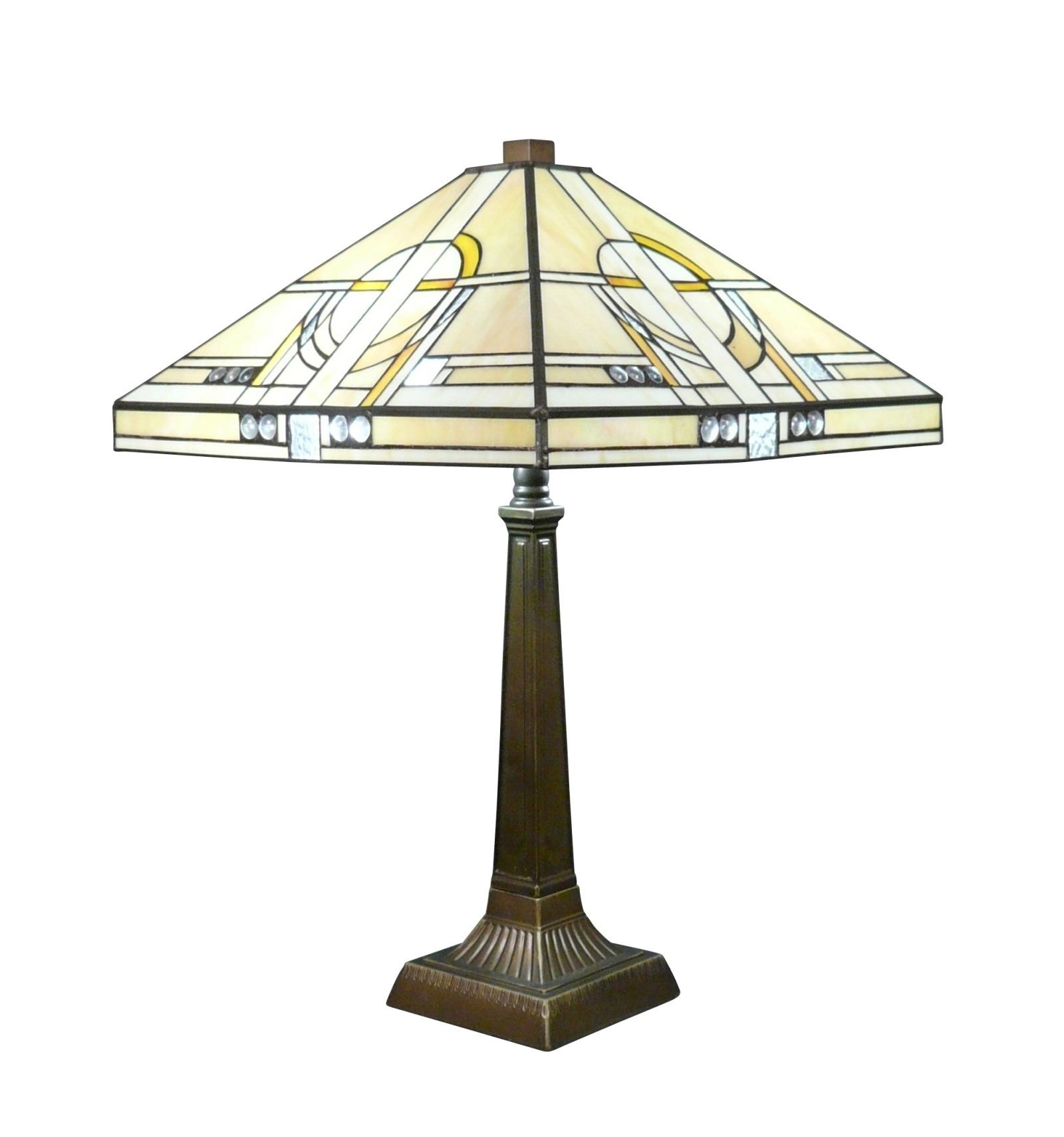 tiffany lamp art deco lighting and