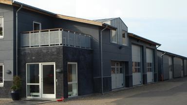 Besøg HT Ejendommes hovedkontor i Slagelse