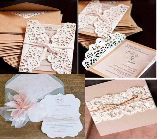 Как сделать приглашения на свадьбу в ворде