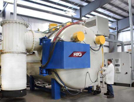 HI TecMetal Group Metal Treatment, Vacuum Brazing, & Heat Treating Furnaces