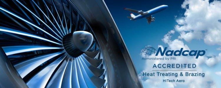 We've done it again! HiTech Aero Awarded Nadcap Merit Status