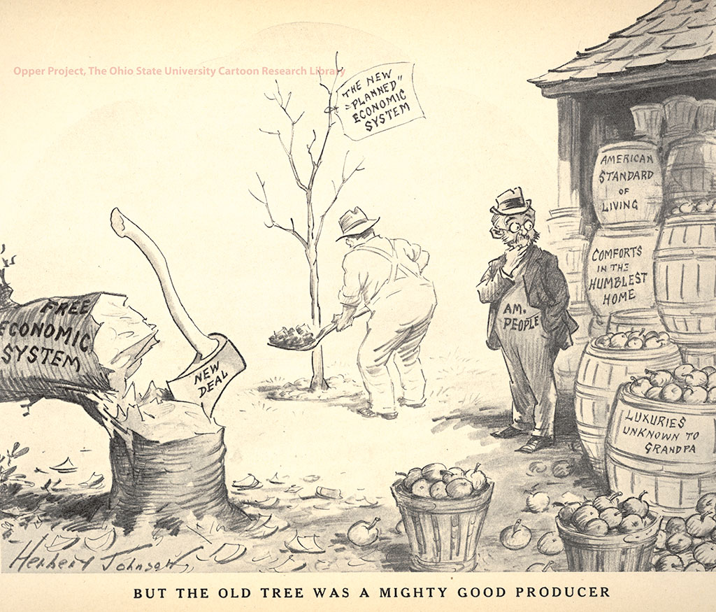 The Great Depression The Role Of Political Parties