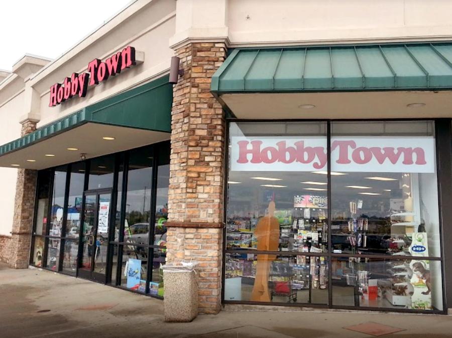 hobbytown lexington store