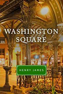 Book Cover: Washington Square by Henry James