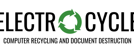 ElectroCycle Computer Recycling and Document Destruction (Logo)