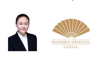 Ms. Yanan Ji Mandarin Oriental Geneva Employer Satisfaction