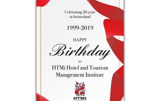 Celebrating 20 years in Switzerland - 1999-2019