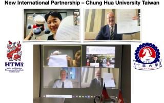 HTMi Switzerland Partnership Chung Hua University Taiwan