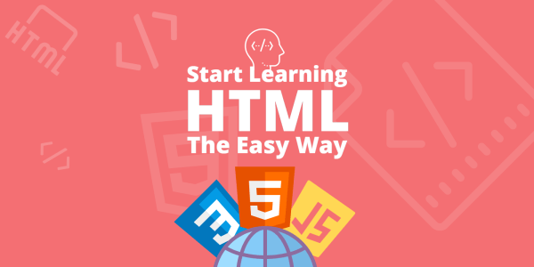 HTML For Beginners The Easy Way: Start Learning HTML & CSS ...