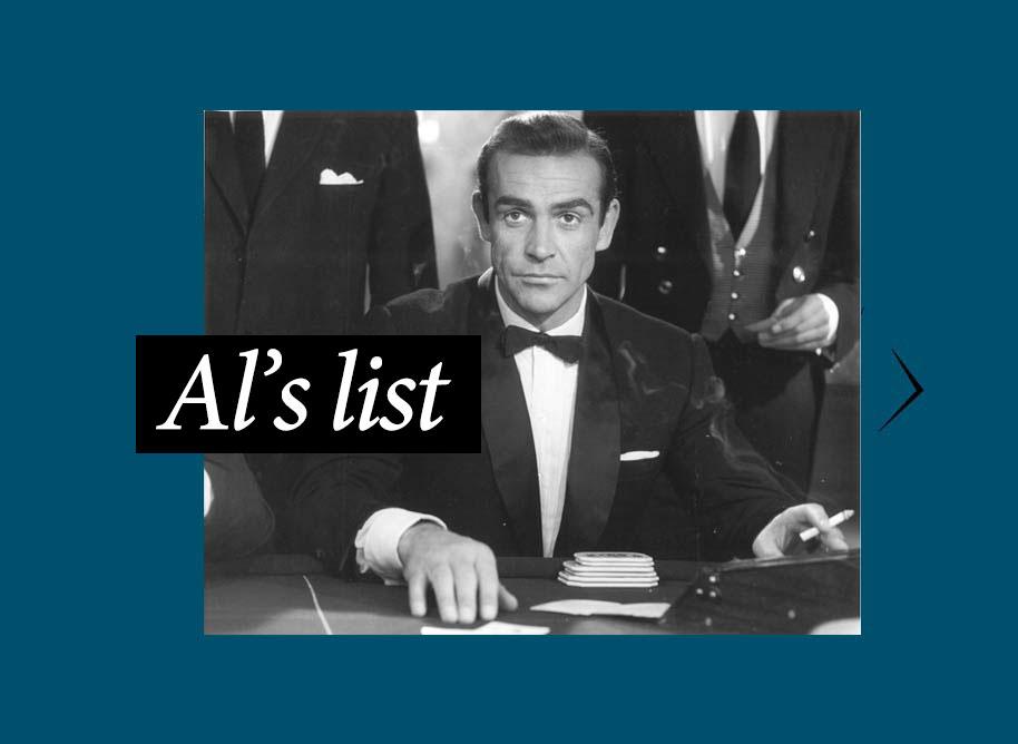 Al's list: Last Call