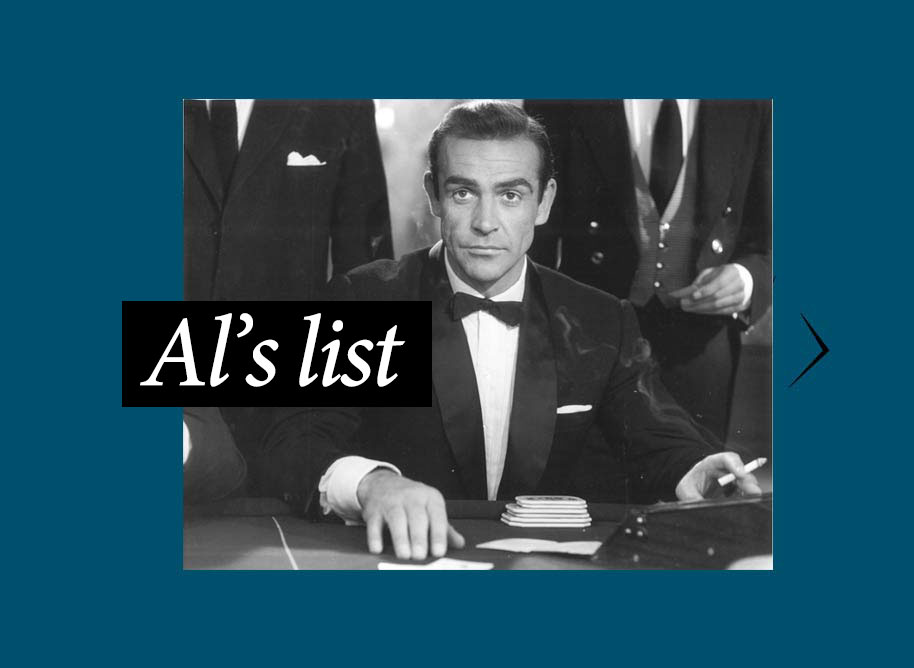 Al's list #2